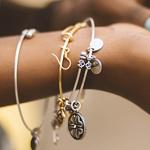 Melanger bijoux or et argent